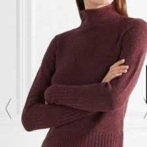 NWOT Madewell Inland Turtleneck Sweater